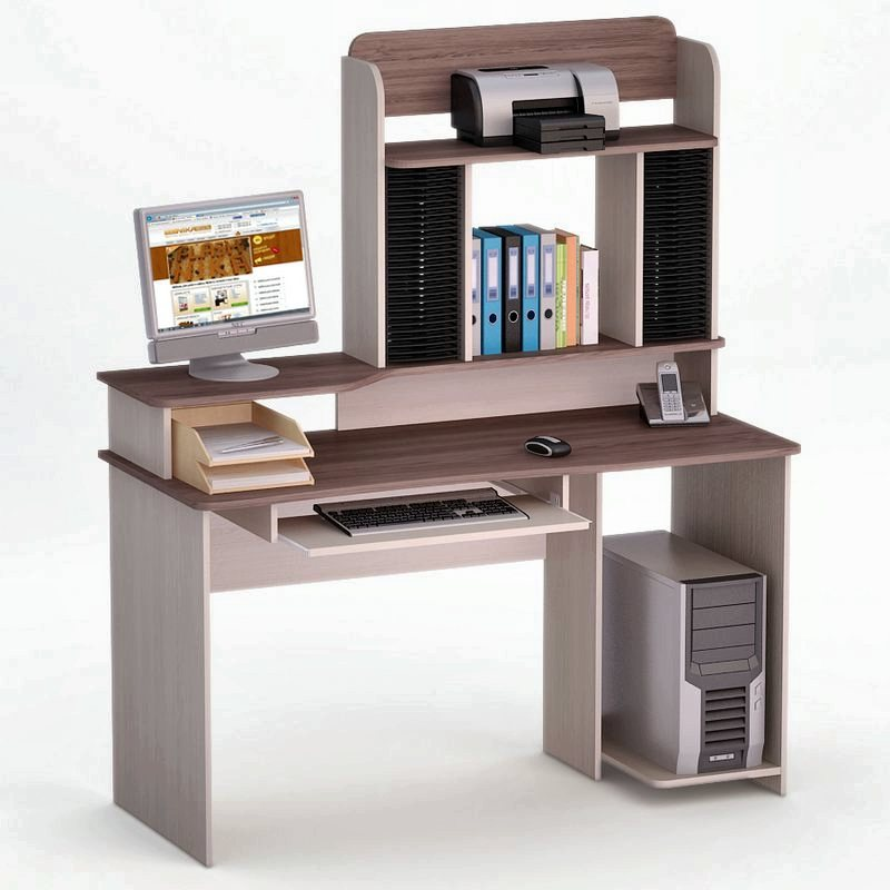 Компьютерный стол Роберт-1