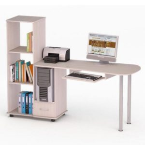 Встраиваемый компьютерный стол Роберт-11