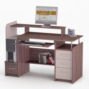 Встраиваемый компьютерный стол Роберт-39