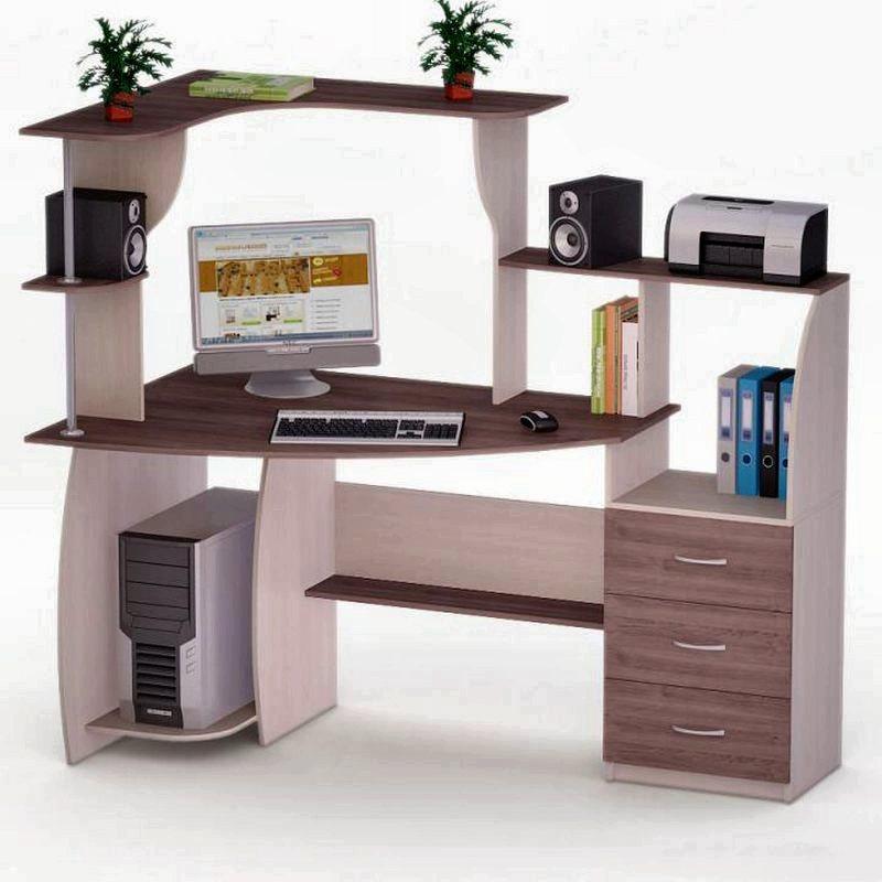 Компьютерный стол Роберт-7