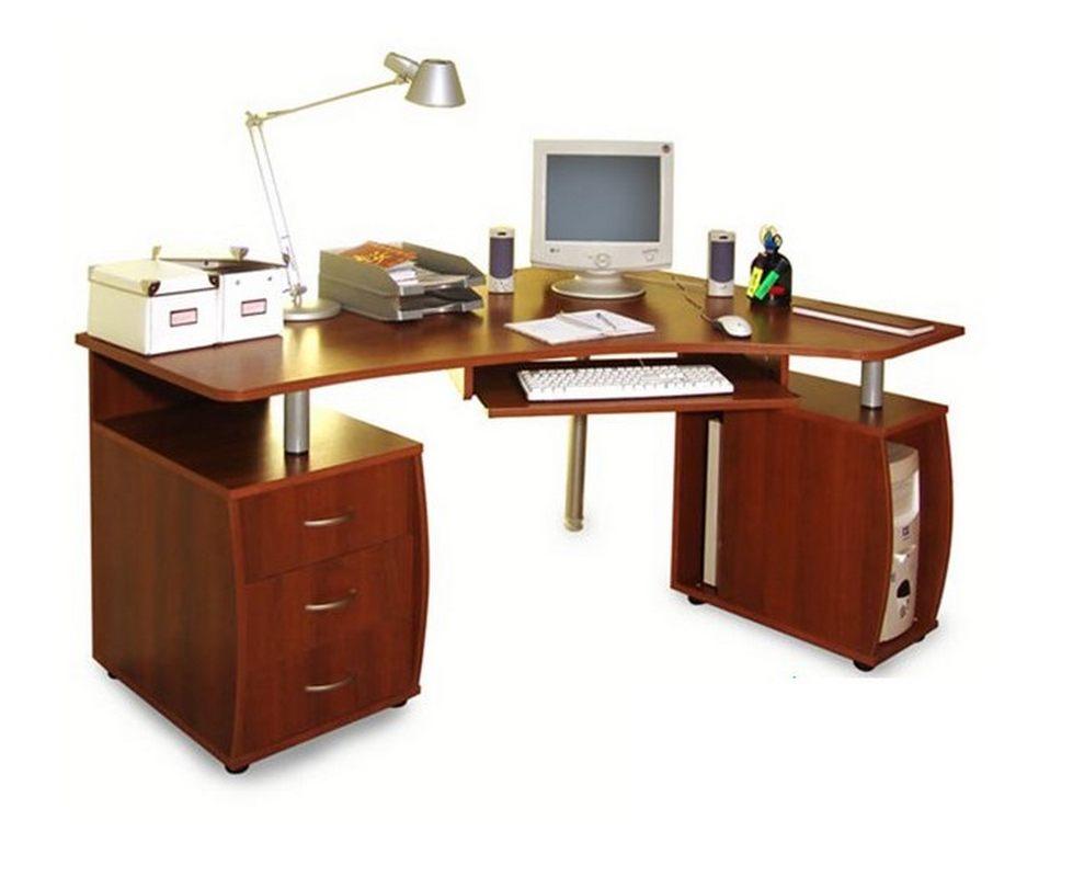 Стол угловой ПС 04.61А+ПК 04.01