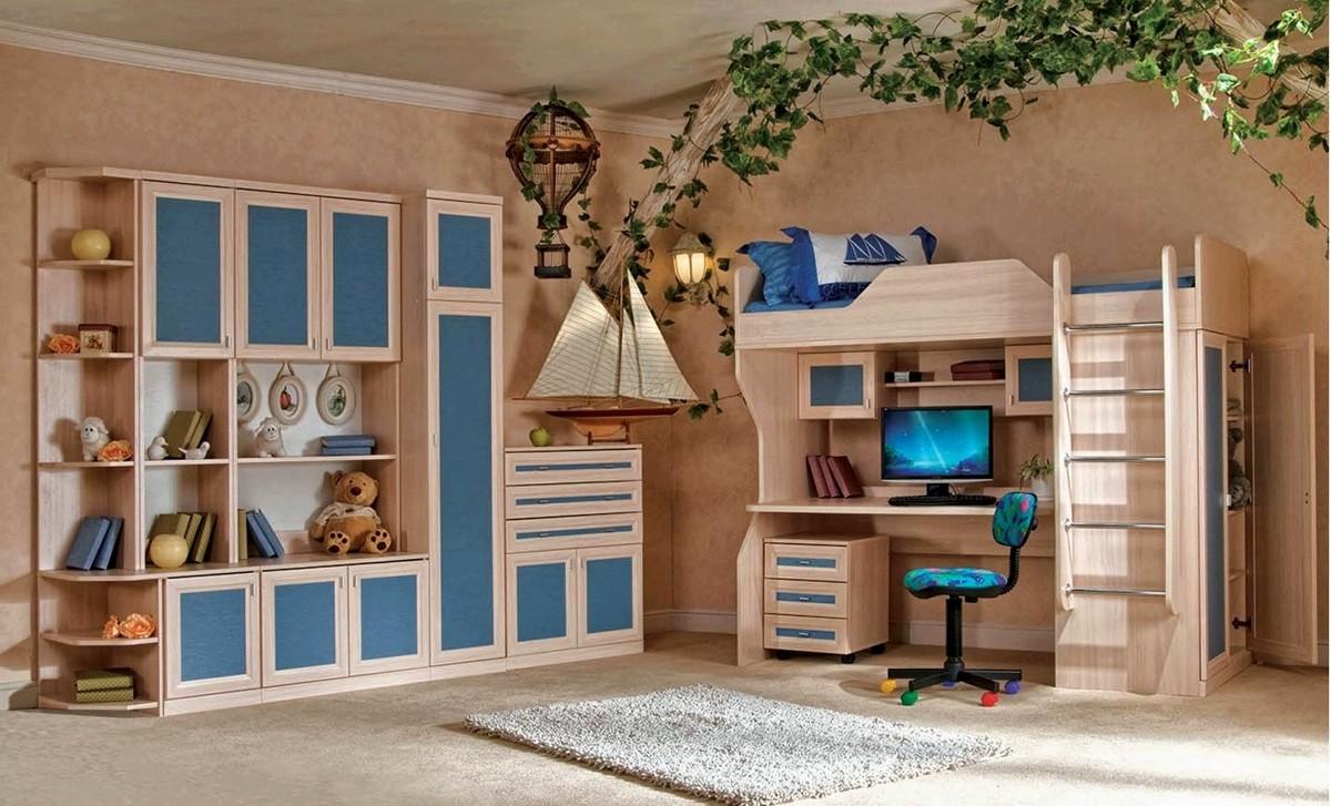 Детская комната Звезда