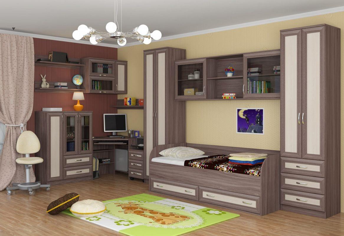 Молодежная комната Люкс 2