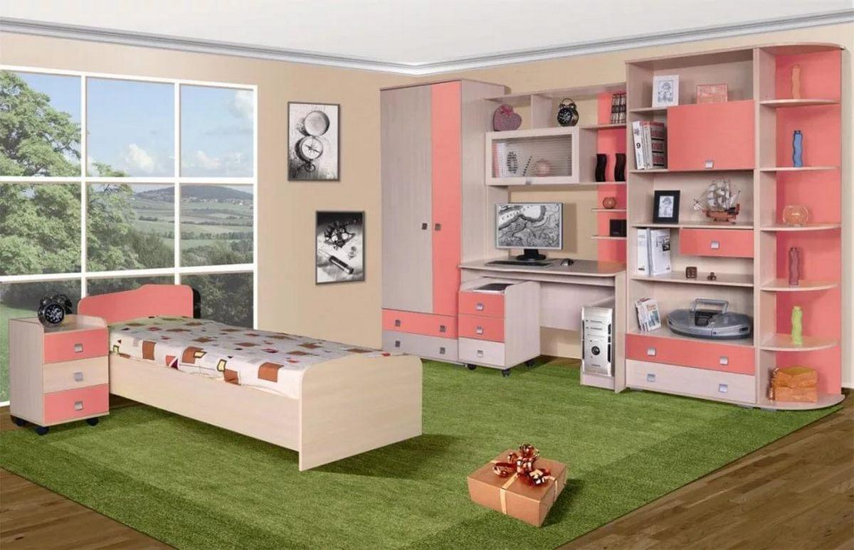 Детская комната Евро