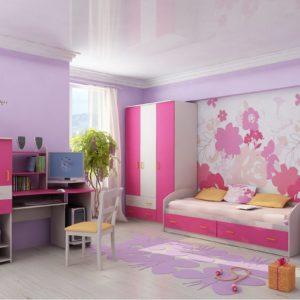 Модульная детская комната Вероника