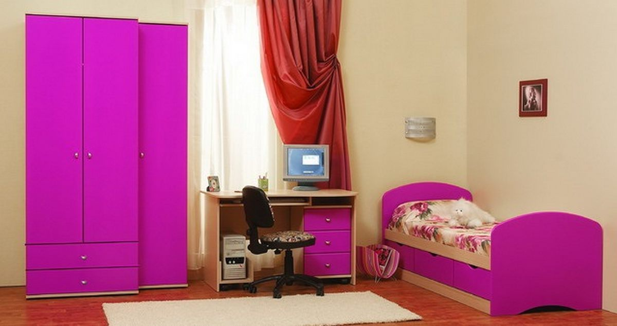 Детская комната Легенда 15