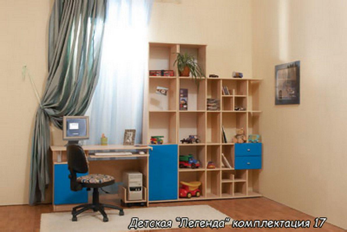 Детская комната Легенда 17