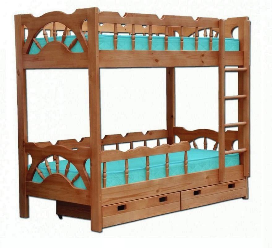 Кровать Адмирал (2-х ярусная)