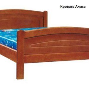 Двуспальная кровать Алиса-1