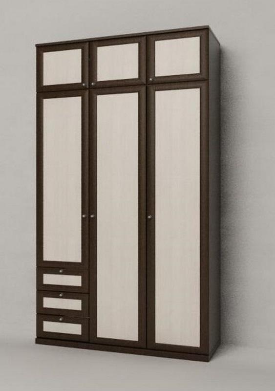 Шкаф Колизей 3 без зеркала