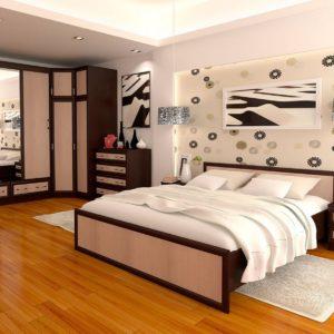 Спальня Эврика
