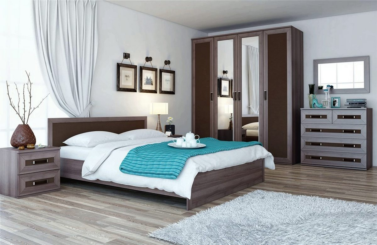 Спальня Бона