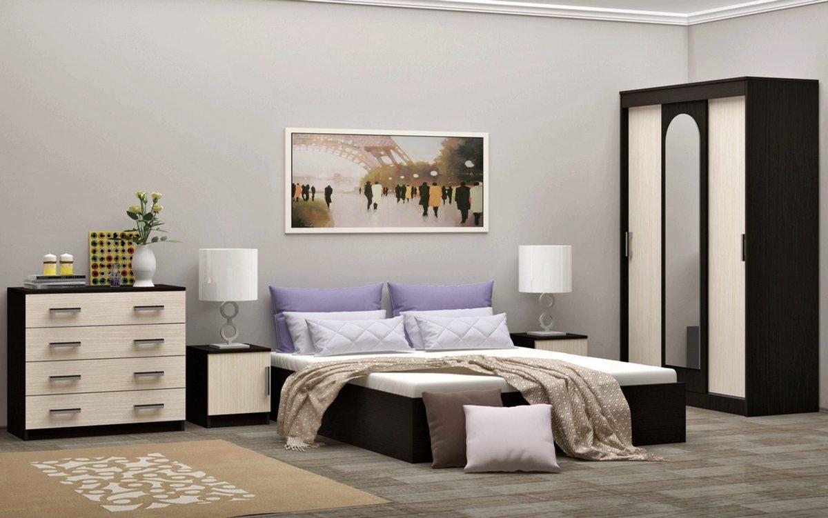 Спальня Эконом