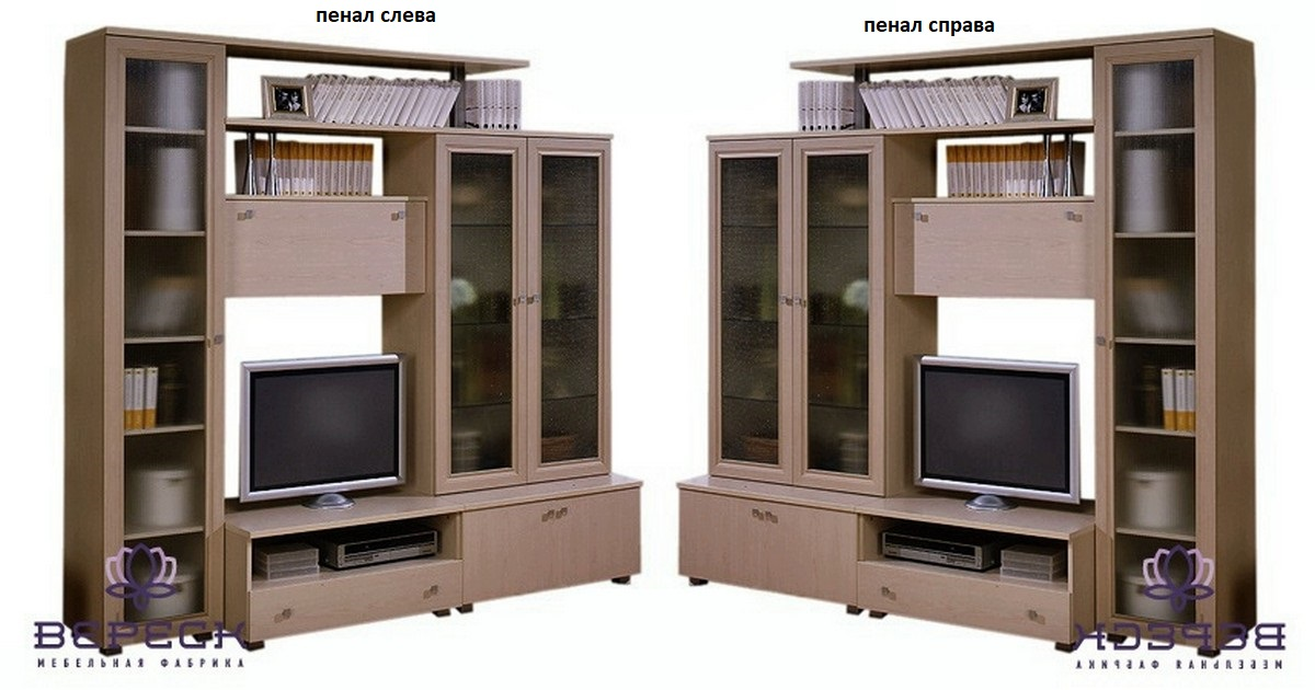 Стенка Кармен-2 левая или правая