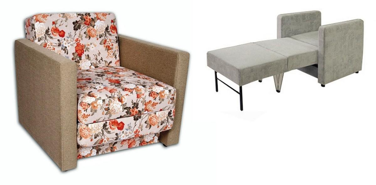 Кресло-кровать Блюз 3-1