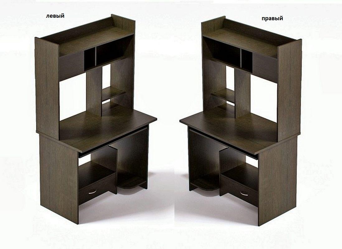 Компьютерный стол КС-02.12+ВС 02.12 левый или правый