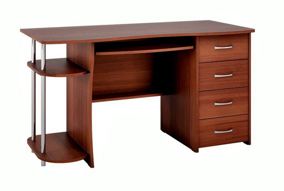 Компьютерный стол Компасс С 222 БН (готовый)