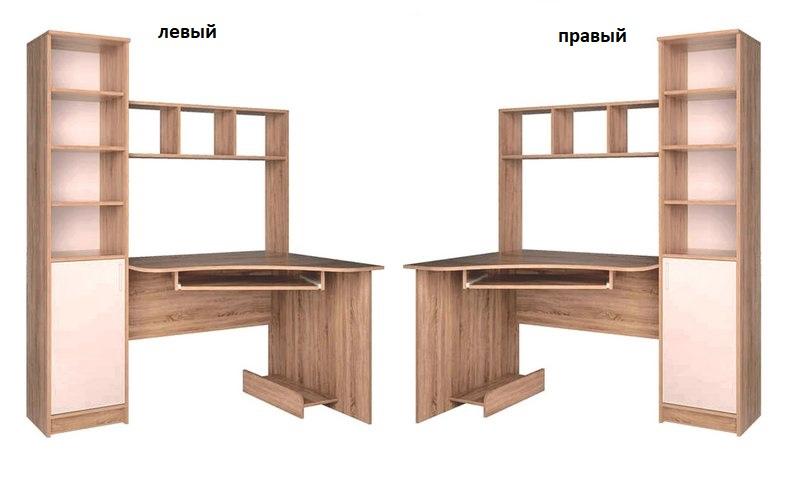 Компьютерный стол СК-005 левый или правый