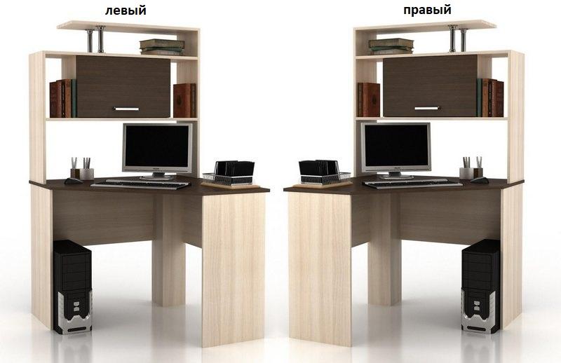 Стол компьютерный КС-15Н левый или правый
