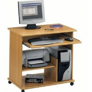 Компьютерный стол узкий
