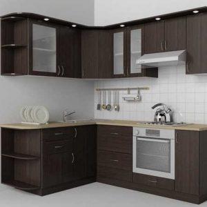 Кухонные угловые гарнитуры