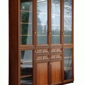 Шкафы витрины