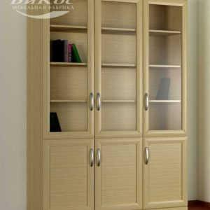 Кухонный напольный шкаф книжный 3№3