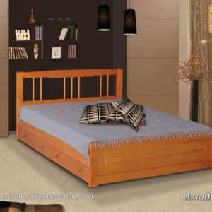 Двуспальная кровать Амадина