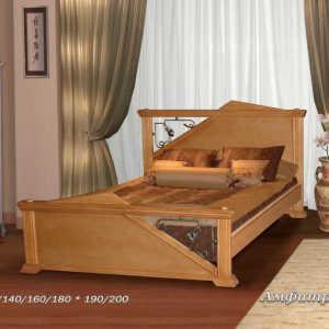 Двуспальная кровать Амфитрита