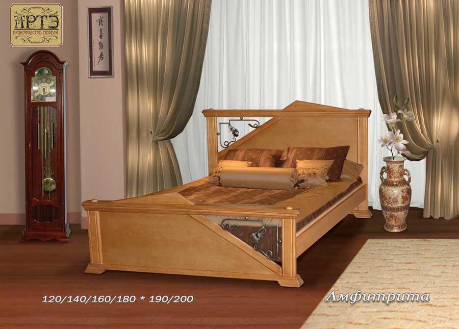 Кровать Амфитрита