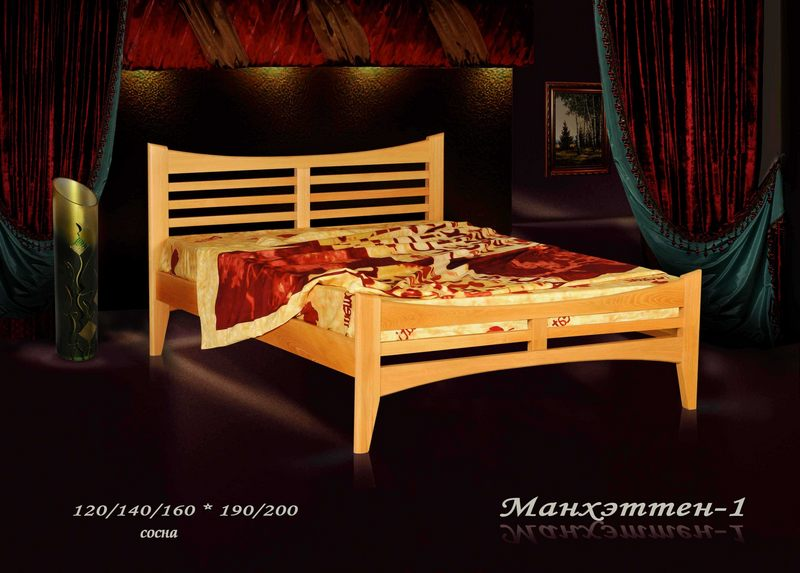 Кровать Манхеттен-1