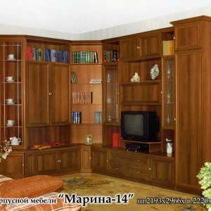 Стенка Марина-14