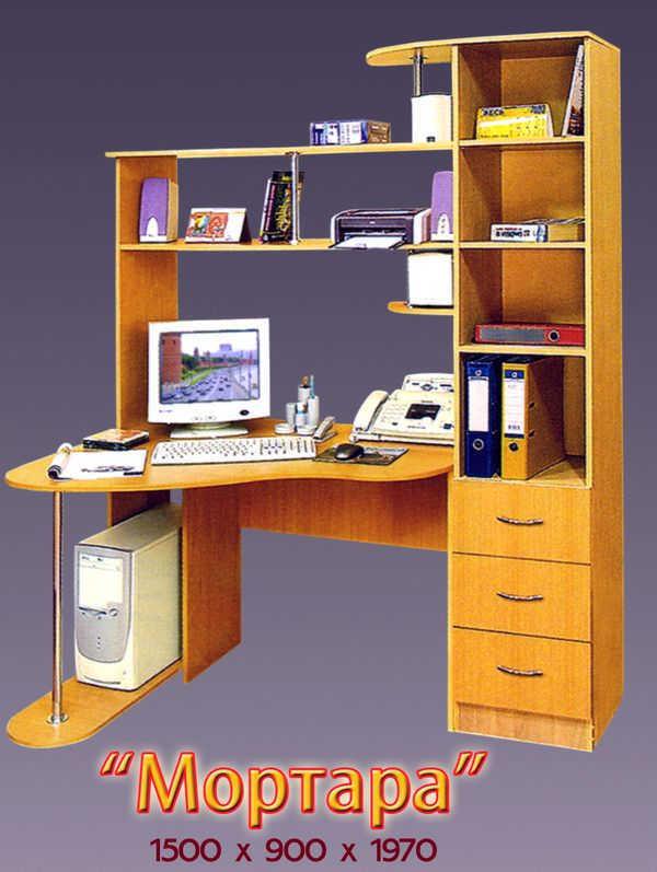 Компьютерный стол Мортара