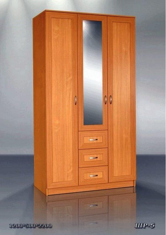 Шкаф распашной ШР-2