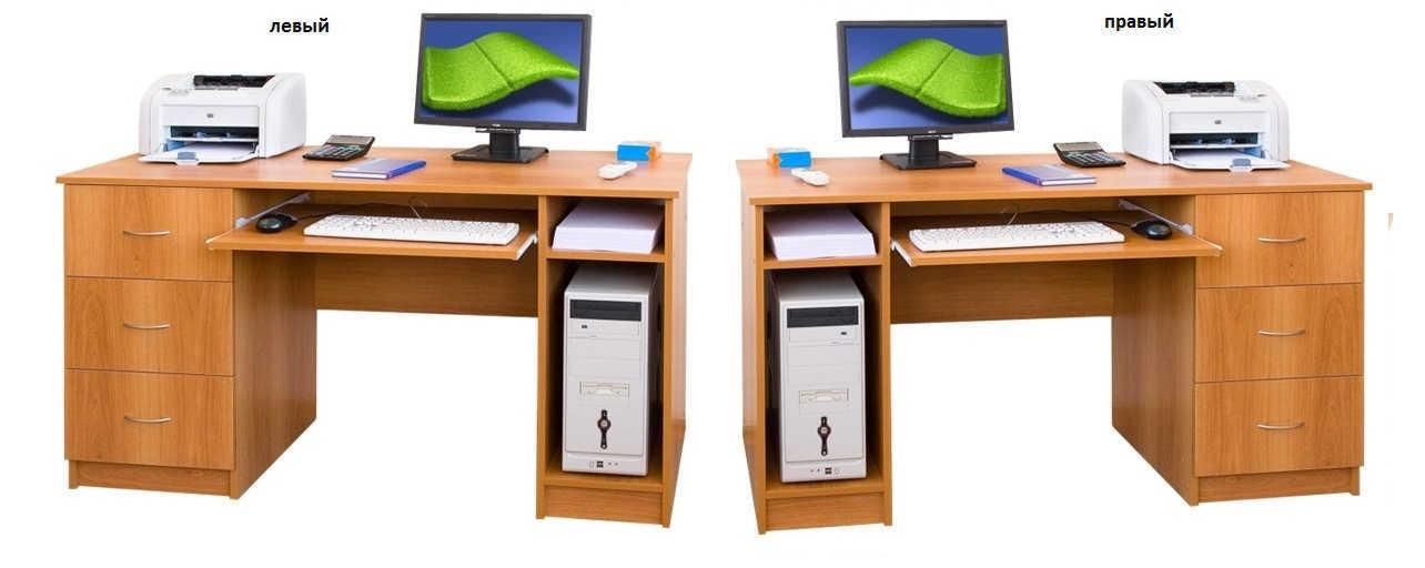 Компьютерный стол ПКС-1В