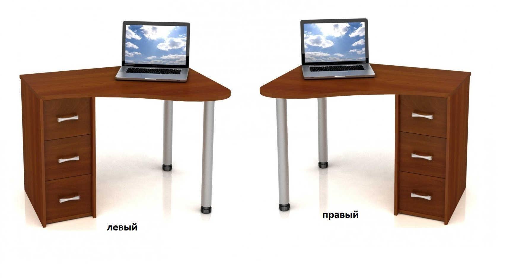 Компьютерный стол Абсолют-10