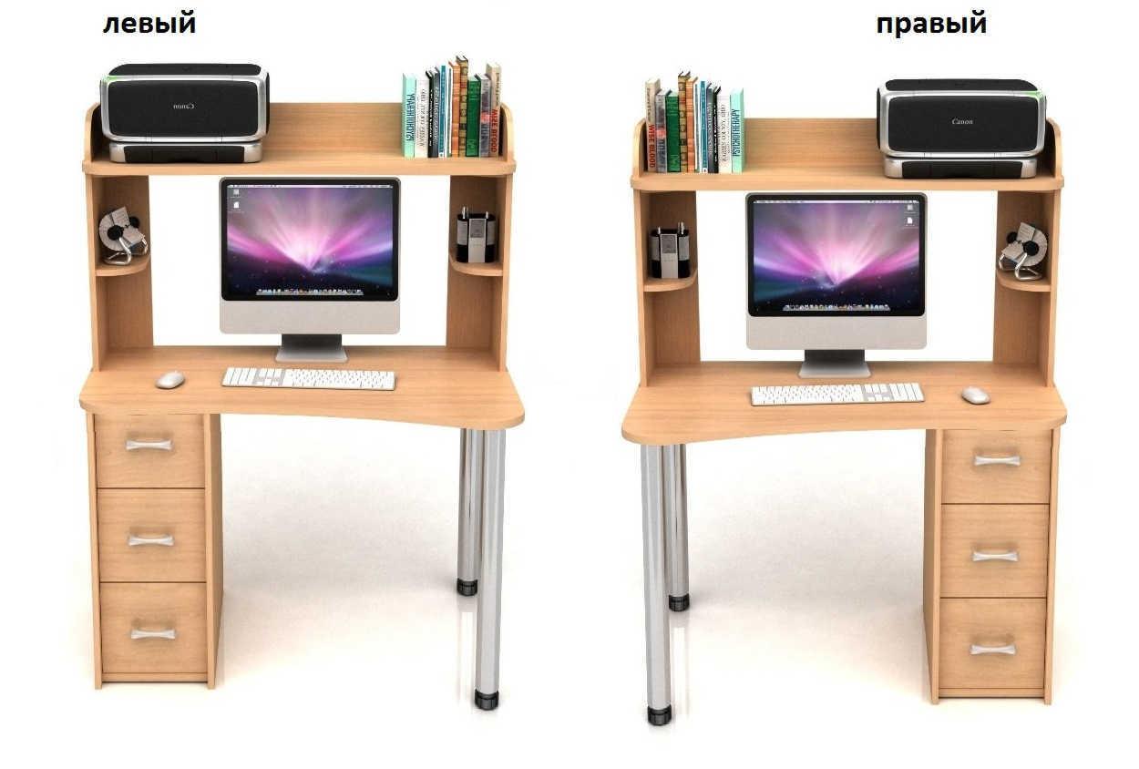 Компьютерный стол Абсолют-12