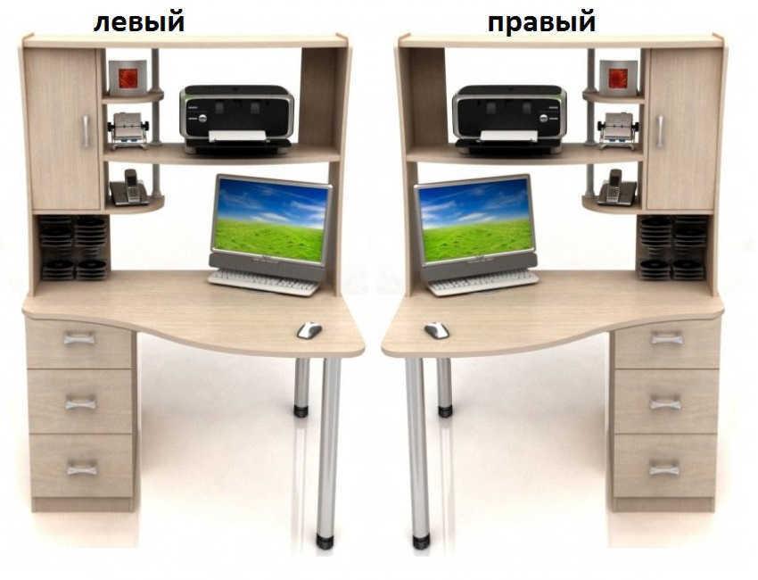 Компьютерный стол Абсолют-16