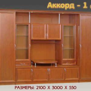 Стенка Аккорд-1
