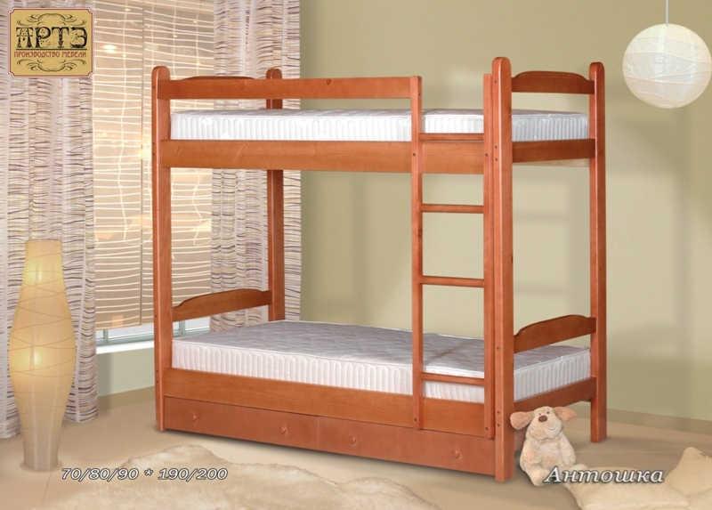 Кровать Антошка (2-х ярусная)