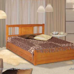 Двуспальная кровать Аполло