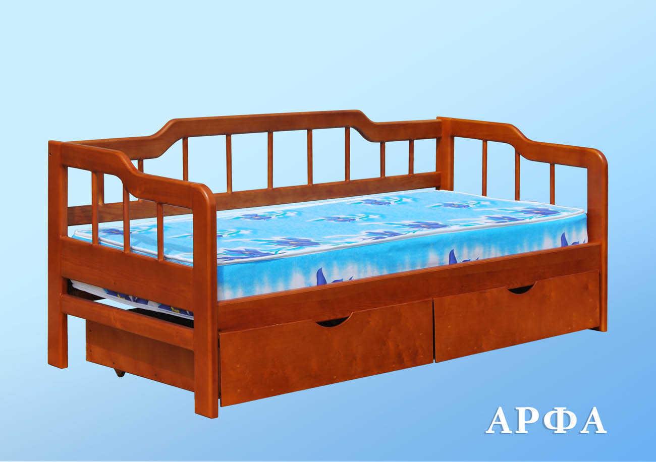 Кровать Арфа