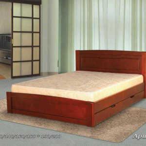 Двуспальная кровать Ариэль 2