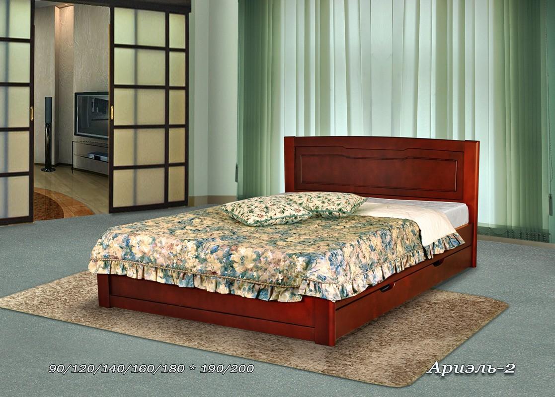 Кровать Ариэль 2