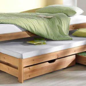 Дешевая кровать Ариэль 1+1 (2-х ярусная)