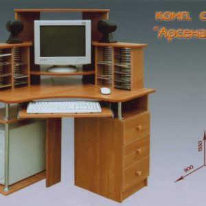 Компьютерный стол Арсенал-3