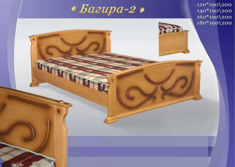 Кровать Багира-2