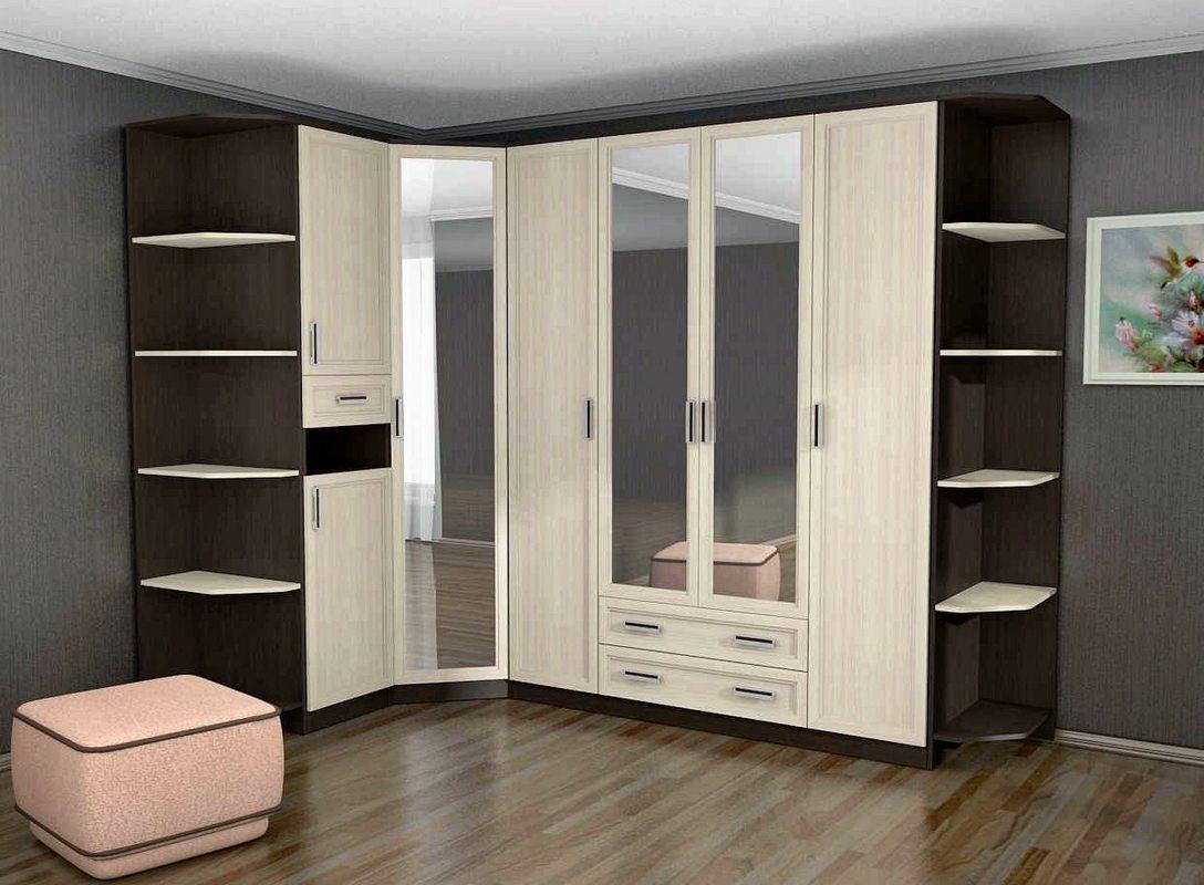 Угловой шкаф в гостиную - 90 фото стильных моделей в интерье.
