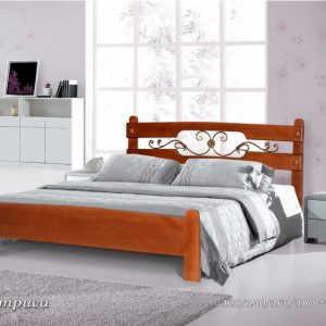Полуторная кровать Биатриса (АРТЭ)