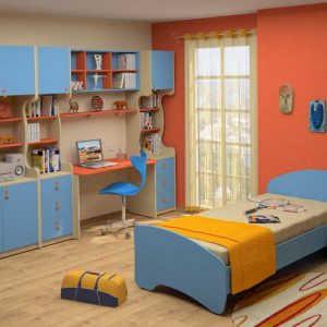 Модульная детская комната Белоснежка-10